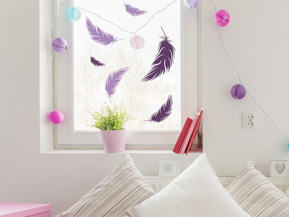 Wandtattoos im Kinderzimmer - Wunderbare Ideen und Tipps für die ...