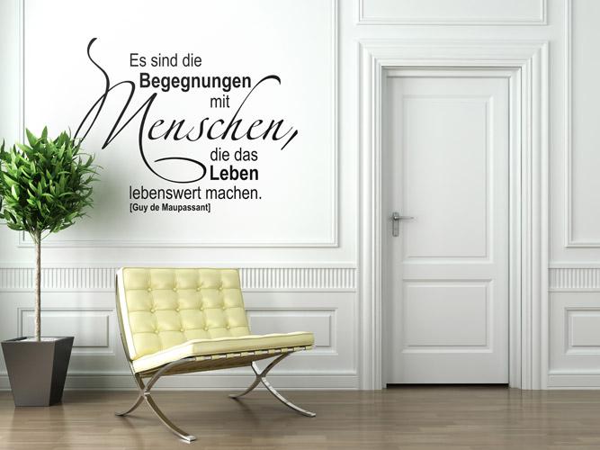 Dekoration Wand Flur : Wandtattoos für Flur, Treppenhaus und Eingang  Wandtattoocom