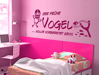 wandtattoo f r jugendliche teenager wandtattoos f rs jugendzimmer wandtattoo jugendmotive. Black Bedroom Furniture Sets. Home Design Ideas