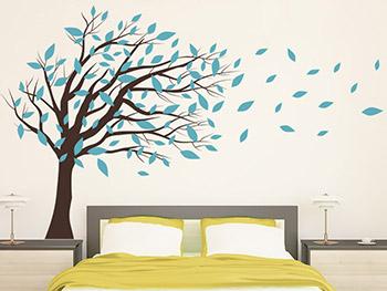 Baum Wandtattoo Schlafzimmer Wandtattoos Spruche