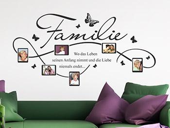 originelle wandtattoos wandgestaltung mit kreativem wandtattoo originell umsetzen. Black Bedroom Furniture Sets. Home Design Ideas