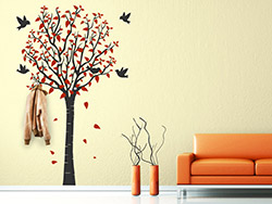 stilvolle wandtattoos entdecken und wandtattoo selber machen. Black Bedroom Furniture Sets. Home Design Ideas