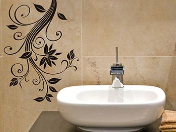 Wandtattoos fürs Badezimmer | Wandtattoo.com