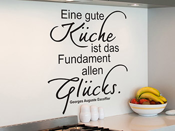 wandtattoo zitate als wanddeko. Black Bedroom Furniture Sets. Home Design Ideas