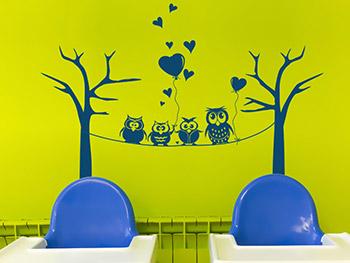 wandtattoos fürs kinderzimmer | wandtattoo.com - Wandtattoo Kinderzimmer Grun