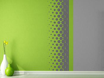 Superb Download Wandgestaltung Wohnzimmer Grau Grun   Sohbetzevki.net