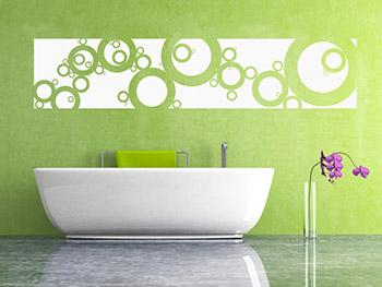 Wandtattoos Fürs Badezimmer | Wandtattoo.com Wandgestaltung Im Badezimmer