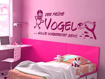 wandtattoo teenager motive f rs jugendzimmer. Black Bedroom Furniture Sets. Home Design Ideas