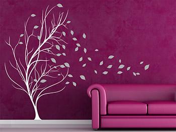 Wandtattoos fürs Wohnzimmer | Wandtattoo.com