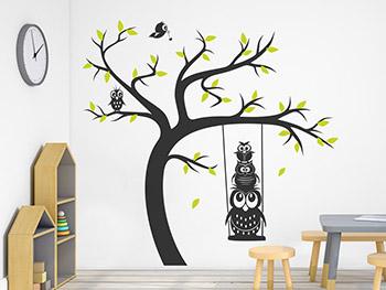 wandtattoos f r kinder mit wunschname. Black Bedroom Furniture Sets. Home Design Ideas