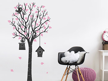 wandtattoos f r kinder mit wunschname. Black Bedroom Furniture Sets. Home Design Ideas