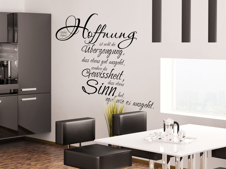 wandtattoo unsere k che wandtattoos zitate und spr che wandtattoos f r ihre k che wandtattoo. Black Bedroom Furniture Sets. Home Design Ideas