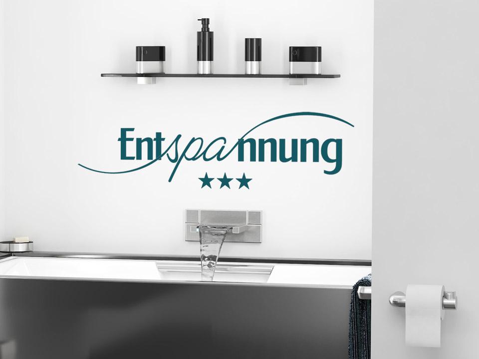 Badezimmer Welche Tapete : Badezimmer versch?nern dekoration ~ Badezimmer wandtattoos worte read