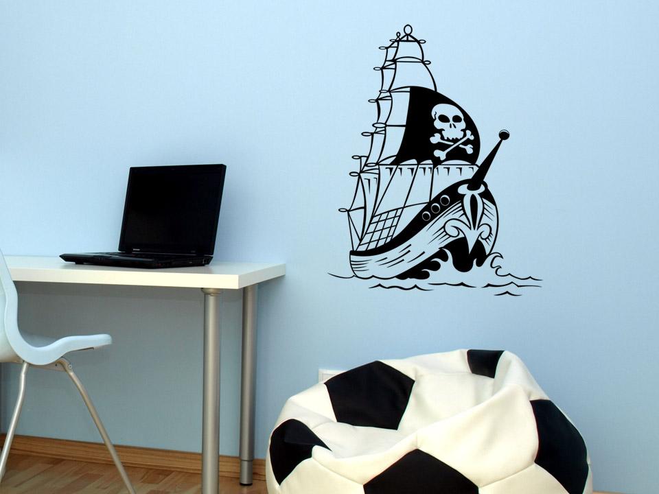 kinderzimmer piraten gestalten ? quartru.com - Kinderzimmer Gestalten Piratenschiff