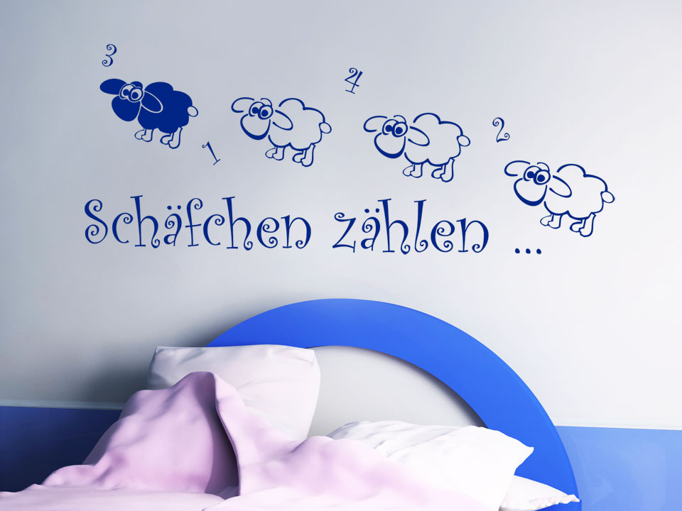 wandtattoo s e sch fchen f rs kinderzimmer. Black Bedroom Furniture Sets. Home Design Ideas