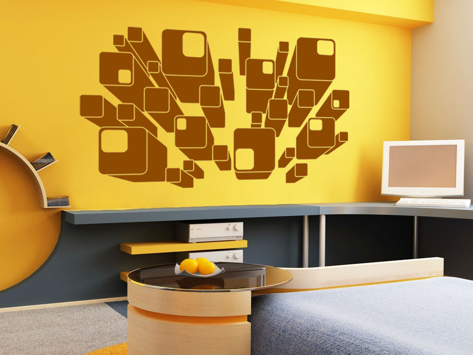 Wandgestaltung Kleines Jugendzimmer ~ Speyeder.net