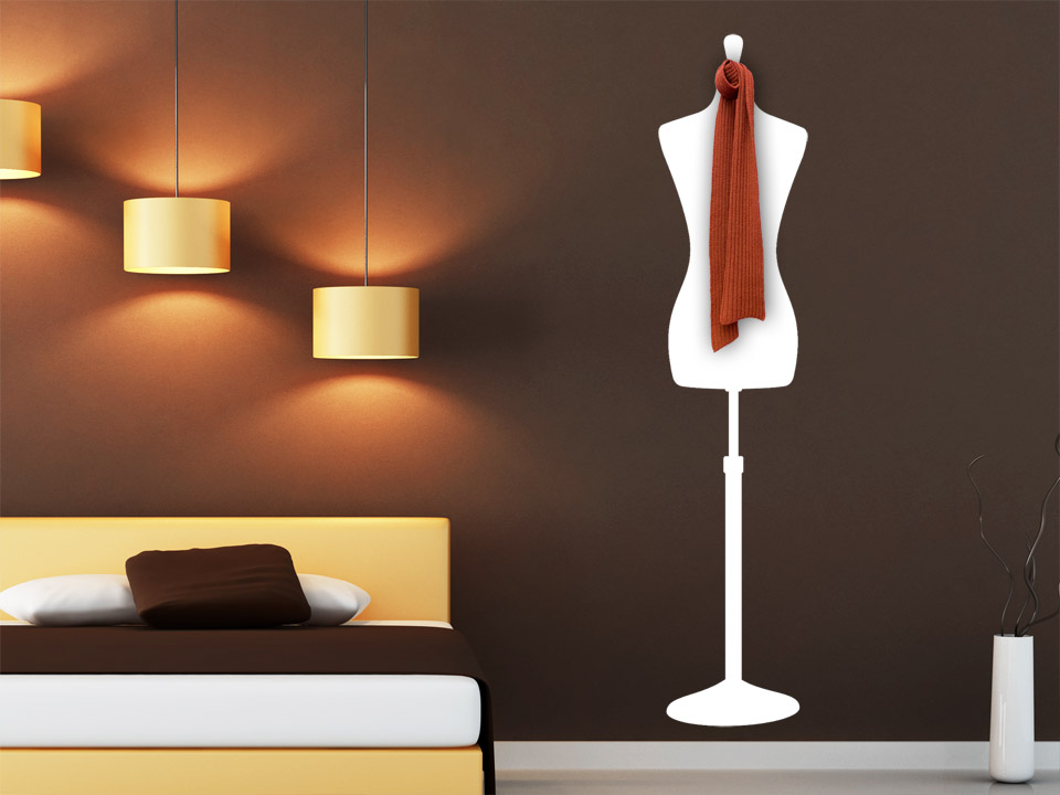 beaufiful garderobe im schlafzimmer pictures. Black Bedroom Furniture Sets. Home Design Ideas