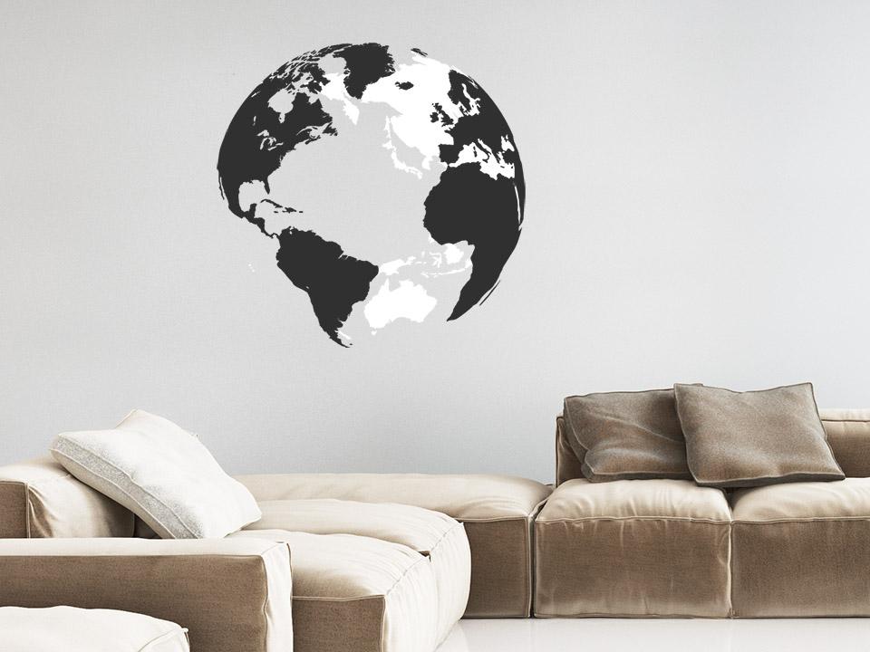 wandtattoos schwarz wei reuniecollegenoetsele. Black Bedroom Furniture Sets. Home Design Ideas