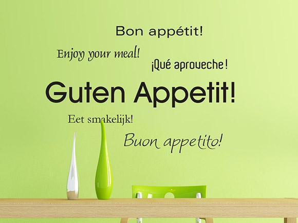 guten appetit spanisch deutsch
